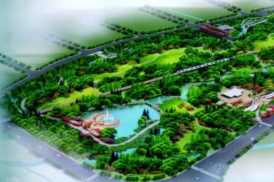 Ningbo Botanical Garden expected to open to public in Autumn 2016