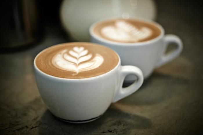 Handcrafted Latte