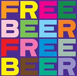 Drink Really Good Beer for Free