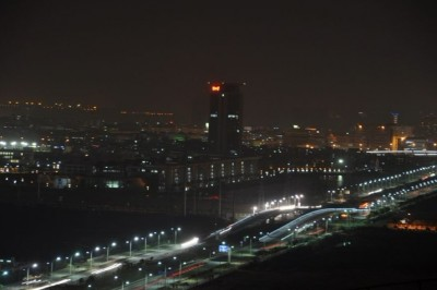 City Turns off 170,000 Landscape Lights For Earth Hour
