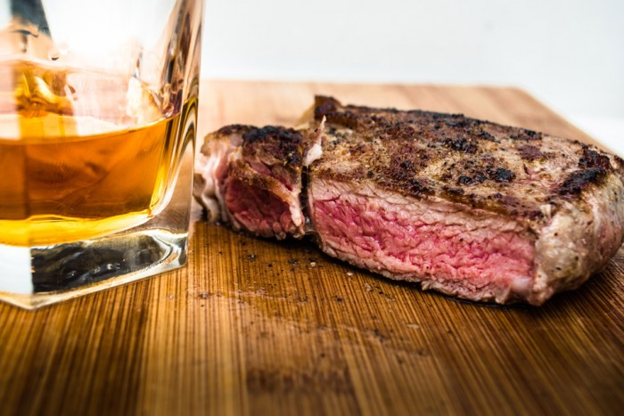 Steak & Whisky Dinner