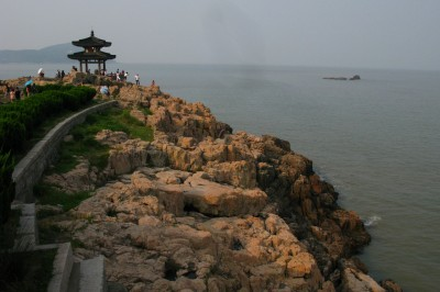 Putuoshan and Baifeng Dock Now Linked By Speed Boat