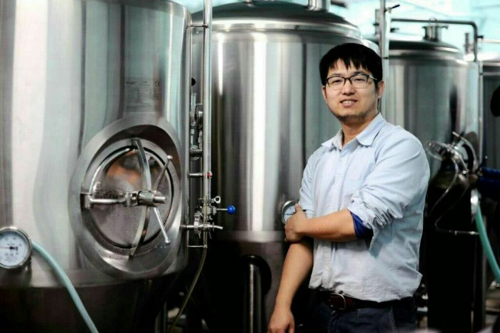 Mad Hops | An Interview With China's Homebrew Supply Guru Eddy Dong