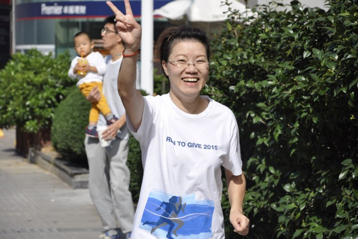 Run to Give 2015 Raises Over RMB 26,000 for Charity