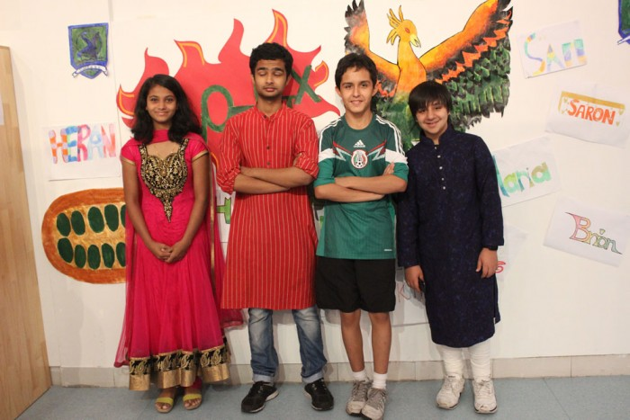 International Day at Ningbo International School