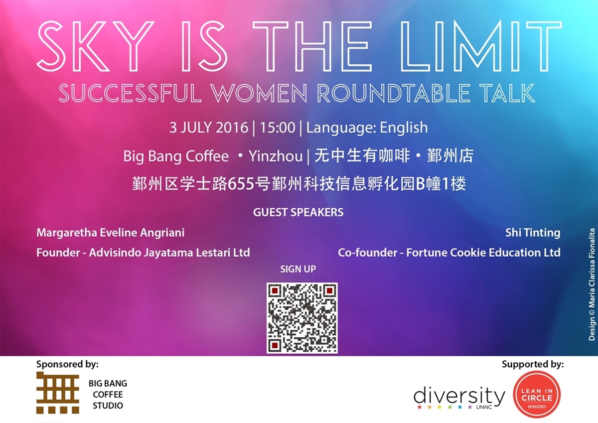Successful Women Roundtable Talk - Sky is the Limit